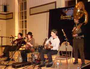 Ever Lovin' Jug Band Jan. 2014 - 2