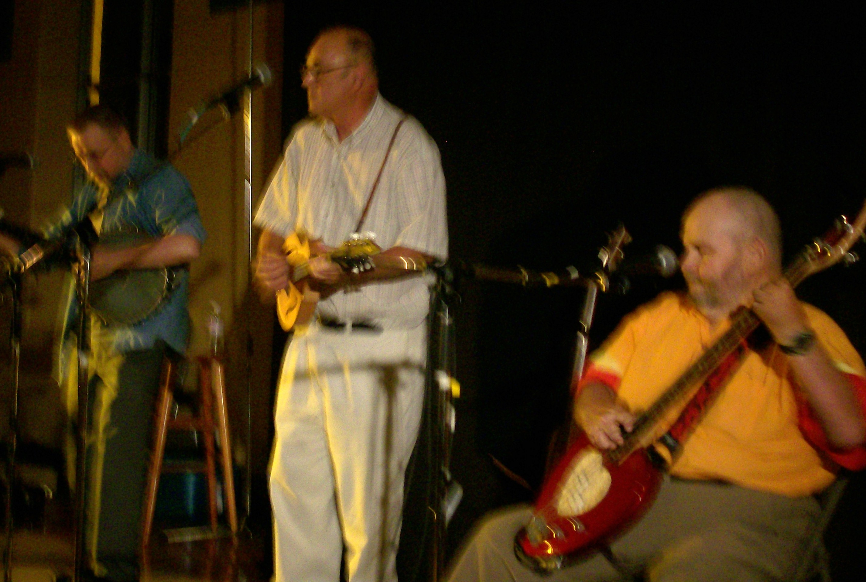 EZEDUZIT at the Black Walnut Folk Club September 21, 2007