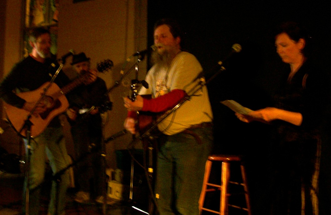 Jim Galway & Friends at the Black Walnut Folk Club January 18, 2008