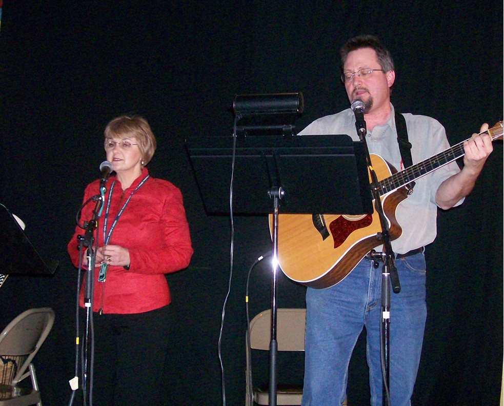 Dan Hergott and Friends at the Black Walnut Folk Club February 15, 2008